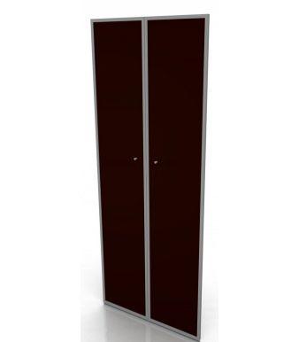 Xtra Large Double Moka Glass Doors