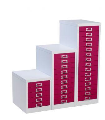 Multi Draw Set White-pink