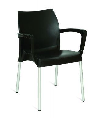 Bach Armchair - Black